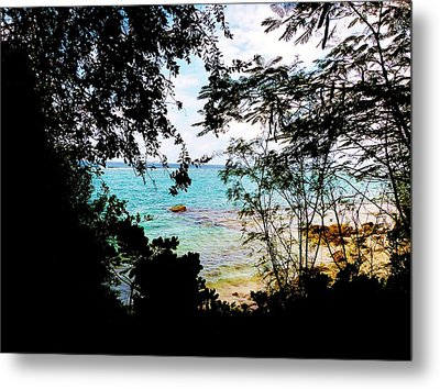 Metal Print featuring the photograph Picturesque by Amar Sheow