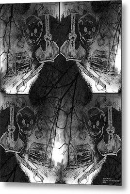 Pirate's Keepsake Metal Print by Maria Urso