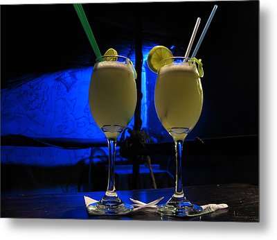 Pisco Sour In Puno Metal Print by RicardMN Photography