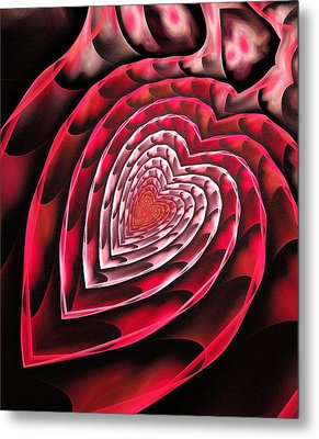 Place In Your Heart Metal Print