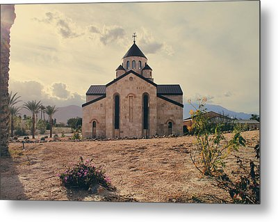 Place Of Worship Metal Print by Laurie Search