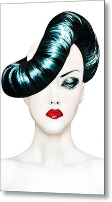 Place To Be Metal Print by Yosi Cupano