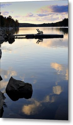 Place To Relax Metal Print by Douglas Pike