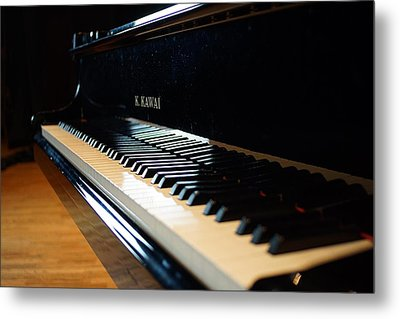 Play It Again Metal Print by Thomas Fouch