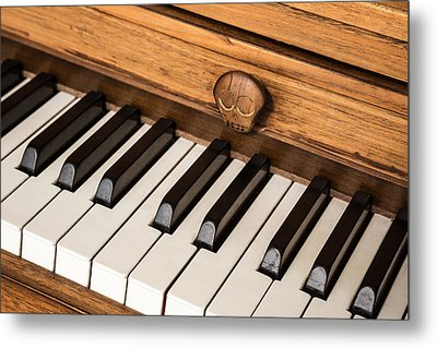 Play Me A Toon Metal Print by Dale Kincaid