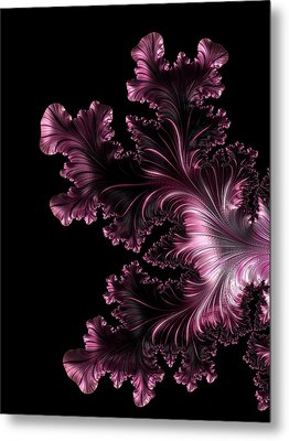 Pleasures Of The Rich Metal Print by Jeff Iverson