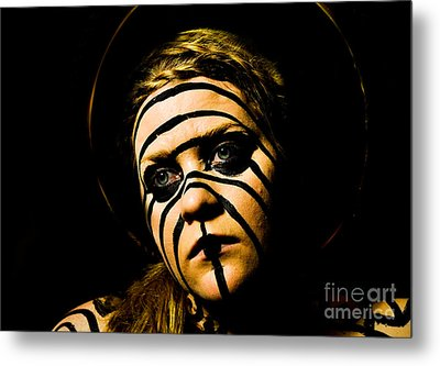 Pm Cm03 Metal Print by Kristen R Kennedy