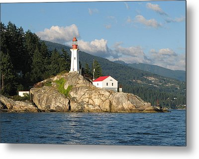 Point Atkinson Lighthouse Metal Print