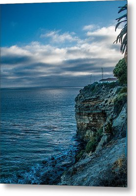 Point Fermin San Pedro Ca Metal Print
