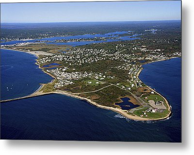 Point Judith, Rhode Island Metal Print by Dave Cleaveland