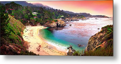 Point Lobos State Reserve Metal Print