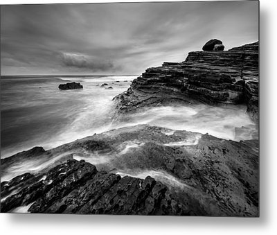 Point Loma Tide Pools Metal Print