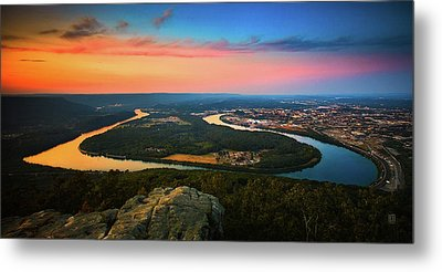 Point Park Overlook Metal Print