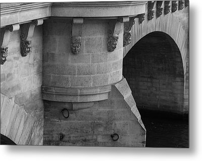 Metal Print featuring the photograph Pont Neuf by Glenn DiPaola