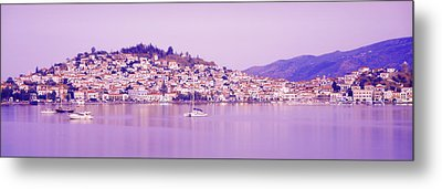 Poros, Greece Metal Print