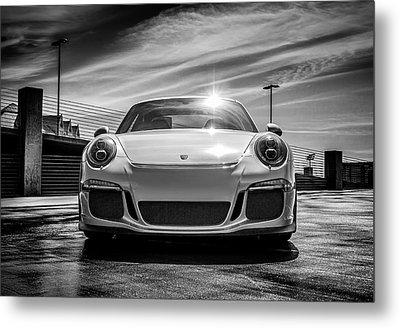Porsche 911 Gt3 Metal Print by Douglas Pittman