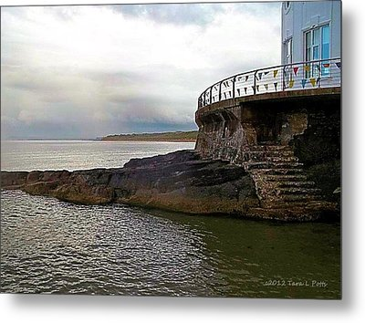 Portrush Northern Ireland Metal Print by Tara Potts