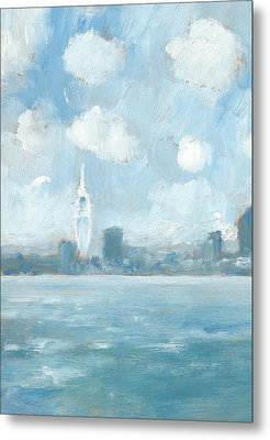 Portsmouth Part One Metal Print by Alan Daysh