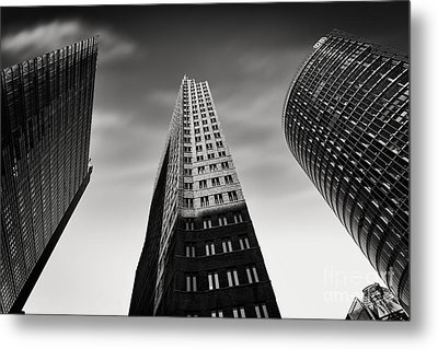 Potsdamer Platz 2 Metal Print by Rod McLean