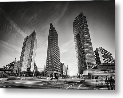 Potsdamer Platz 1 Metal Print by Rod McLean
