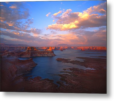 Powell Perfect Metal Print
