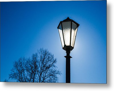 Powered By The Sun - Featured 3 Metal Print by Alexander Senin
