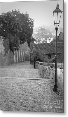 Metal Print featuring the photograph Prague by Art Photography