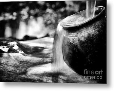 Precious Water Metal Print by Tim Gainey