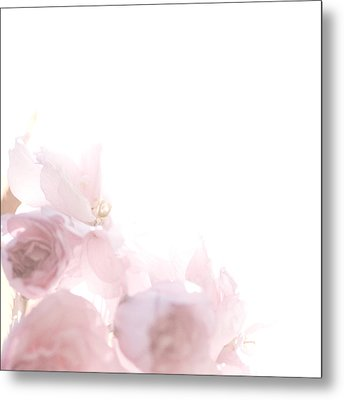 Pretty In Pink - The Dancer Metal Print