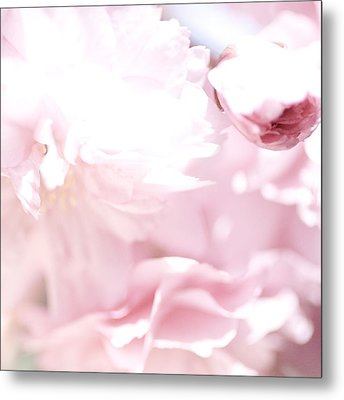 Pretty In Pink - The Sweet One Metal Print