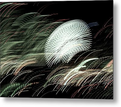 Metal Print featuring the photograph Pretty Little Cosmo - 11 by Larry Knipfing