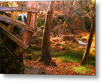 Metal Print featuring the photograph Price Falls 3 Of 5 by Jason Politte