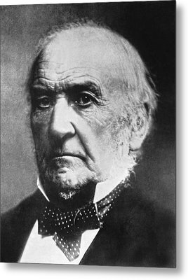 Prime Minister Gladstone Metal Print by Underwood Archives