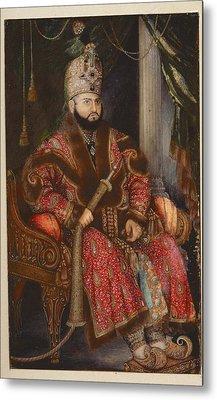 Prince Mirza Muhammad Salim Metal Print