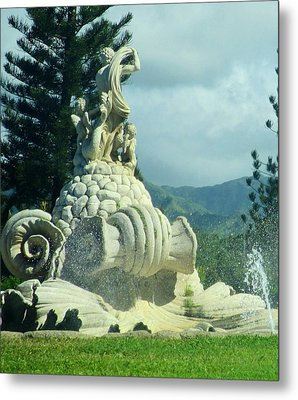 Metal Print featuring the photograph Princeville Revisited by Alohi Fujimoto