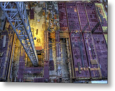 Progress Metal Print