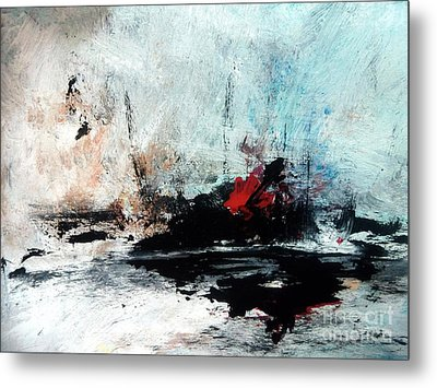 Promise Metal Print by Trilby Cole