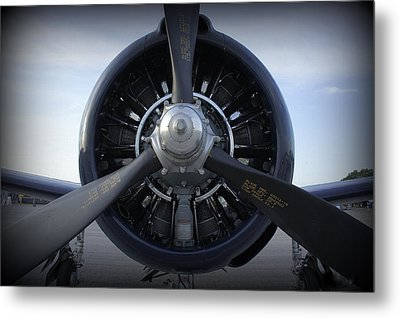 Metal Print featuring the photograph Props by Laurie Perry