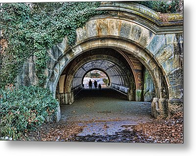 Prospect Park Passage - Brooklyn Metal Print