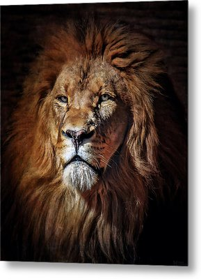 Proud N Powerful Metal Print