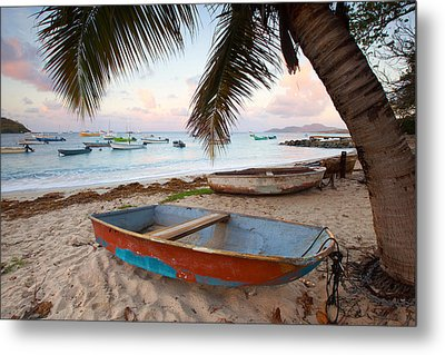 Puerto Rico Morning Metal Print by Patrick Downey