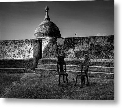 Puerto Rico - Old San Juan 001 Metal Print by Lance Vaughn