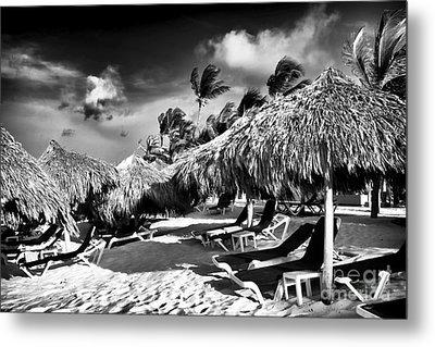 Punta Cana Choices Metal Print by John Rizzuto