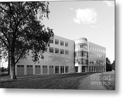Purdue University Discovery Learning Center Metal Print by University Icons