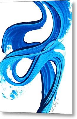 Pure Water 270 Metal Print by Sharon Cummings
