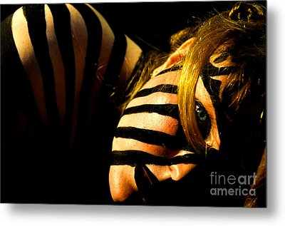 Pw Jk003 Metal Print by Kristen R Kennedy