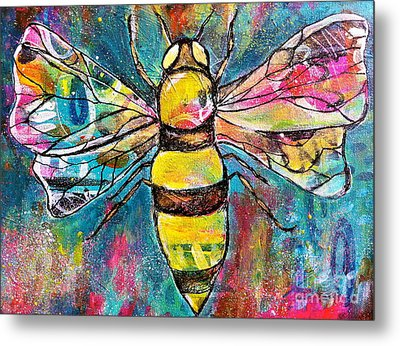 Queen Bee #2 Metal Print