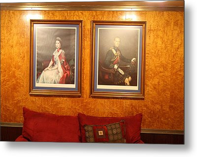 Queen Mary - 121221 Metal Print by DC Photographer