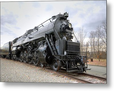 Queen Of The Iron Horse Rambles Metal Print