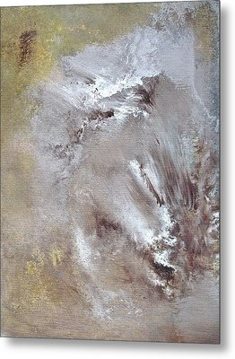Quicksand V2 Metal Print by Tracey Myers